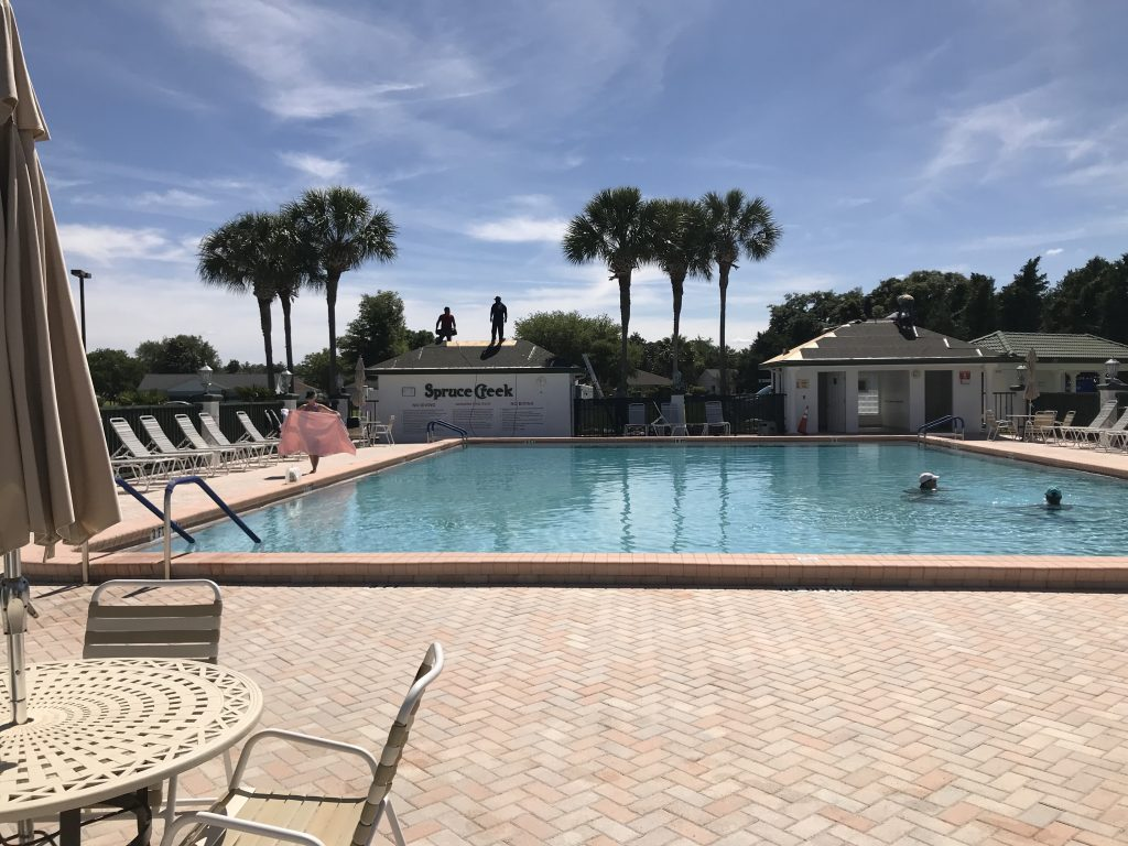 Ocala Communities with Clubhouses